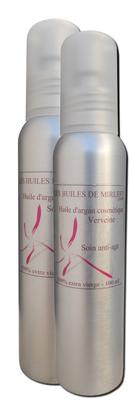 les huiles de mirleft.com - huile d`argan aromatisée - antirides naturel -